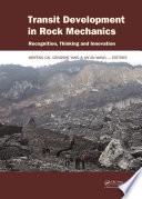 Transit Development in Rock Mechanics