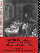 Medicine and Charity Before the Welfare State Pdf/ePub eBook
