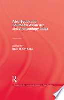 Abia South   Southeast Asian Art