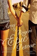 Amy & Roger's Epic Detour Book