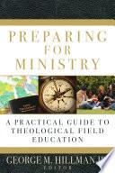Preparing for Ministry