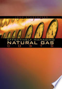 Effectively Managing Natural Gas Costs Book PDF