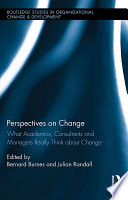 Perspectives on Change
