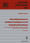 Konnektionismus in Artificial Intelligence und Kognitionsforschung