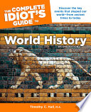 The Complete Idiot S Guide To World History 2nd Edition