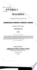 The American Sunday School Magazine