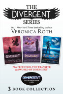 Divergent Series  Books 1 3  Plus Free Four  The Transfer and World of Divergent  Divergent