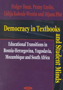 Democracy in Textbooks and Student Minds
