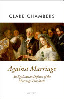 Against Marriage Pdf/ePub eBook