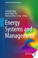 Energy Systems And Management Book PDF