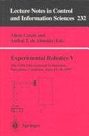 Experimental Robotics V Book PDF