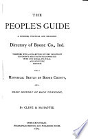The People s Guide Book