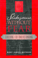 Shakespeare Without Fear