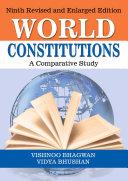 World Constitution - A Comparative Study Pdf/ePub eBook