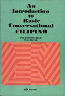 An Introduction to Basic Conversational Filipino