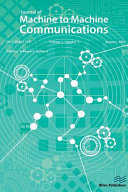Journal of MacHine to MacHine Communications