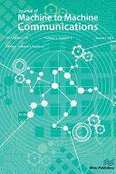 Journal of MacHine to MacHine Communications