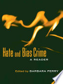 Hate and Bias Crime Book
