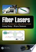 Fiber Lasers Book