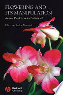 Annual Plant Reviews  Flowering and its Manipulation