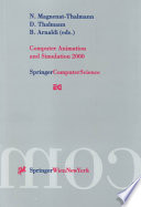 Computer Animation and Simulation 2000 Book