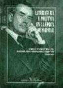 Pdf Literatura y política en la época de Weimar