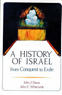 A History of Israel from Conquest to Exile