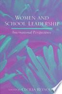Women and School Leadership Book