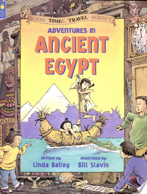 Free Download Adventures in Ancient Egypt PDF - Writers Club