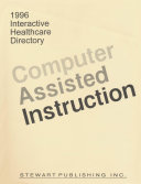 1996 Healthcare CAI Directory