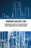 Banking Bailout Law