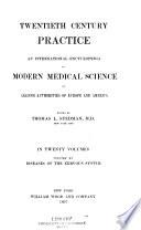 Twentieth Century Practice  Diseases of the nervous system