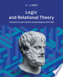Logic and Relational Theory Book