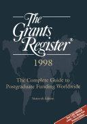The Grants Register   1998