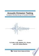 Acoustic Emission Testing Book PDF