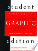 Ramsey/Sleeper architectural graphics standards