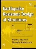 EARTHQUAKE RESISTANT DESIGN OF STRUCTURES Pdf/ePub eBook