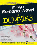 Pdf Writing a Romance Novel For Dummies Telecharger