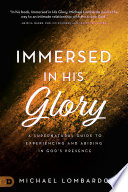 Immersed in His Glory Book