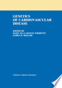 The Genetics Of Cardiovascular Disease Book PDF