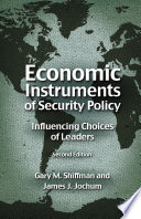 Economic Instruments of Security Policy Book