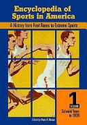 Encyclopedia of Sports in America