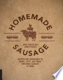 Homemade Sausage Book PDF
