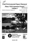 Phase VIII Expansion Project  Florida Gas Transmission Company  LLC