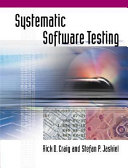 Systematic Software Testing
