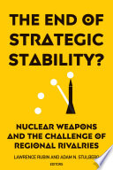 The End Of Strategic Stability