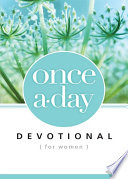 Niv Once A Day Devotional For Women Ebook