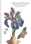 Pierre-Joseph Buc'Hoz a Botanical Treasury 2019 Diary