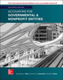 Accounting for Governmental and Nonprofit Entities Book