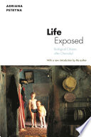 """""""Life Exposed: Biological Citizens after Chernobyl"""" by Adriana Petryna"""